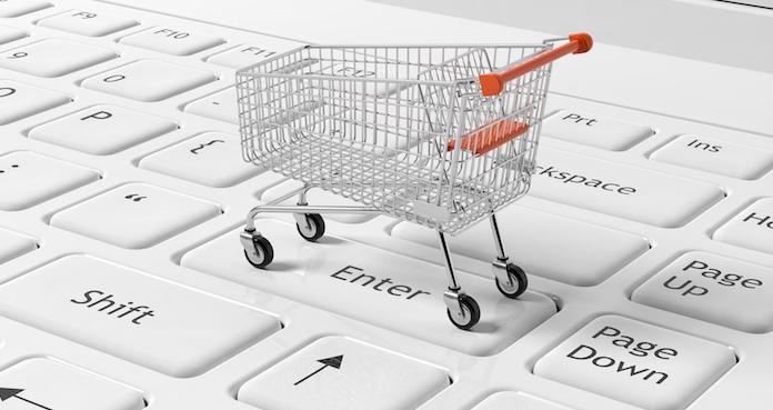 Plataforma de e-commerce alugada