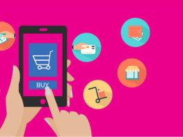 Cor Rosa no E-commerce