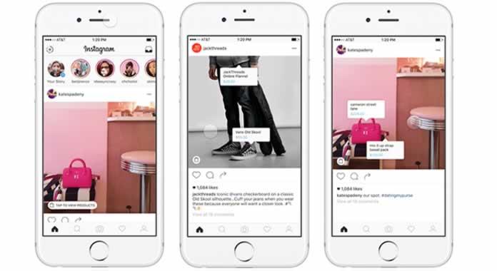E-commercce de moda no Instagram